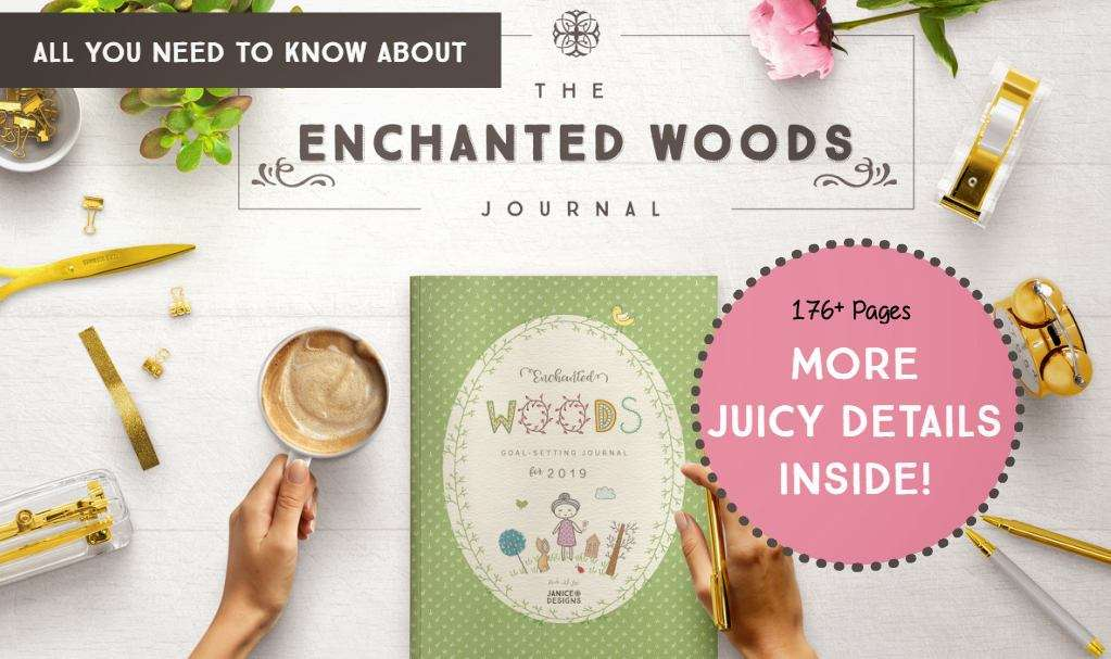 All You Need to Know About the Enchanted Woods Journal